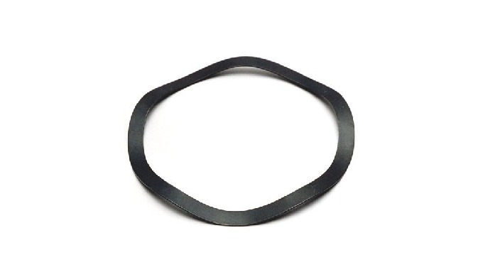 Wave spring washers are curved in two directions, creating a wave-like shape Used most often as cush...
