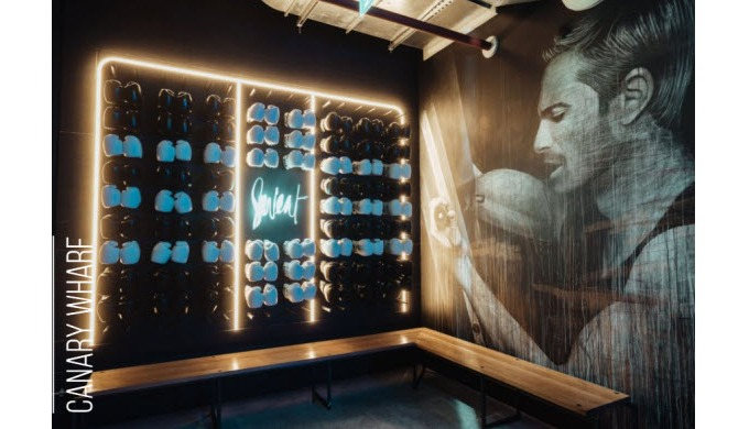 Sweat BXR is a state of the art, pay to train studio, offering boutique-sized conceptual classes in ...