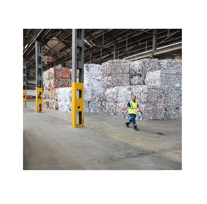 Recyclage Papier-Carton PAPREC