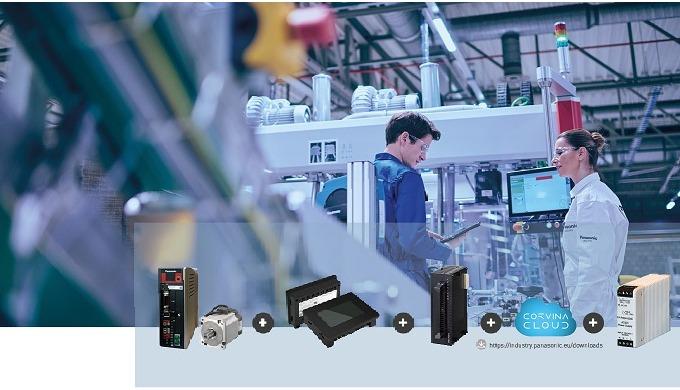 Panasonic: Produkty průmyslové automatizace k vašemu otestování