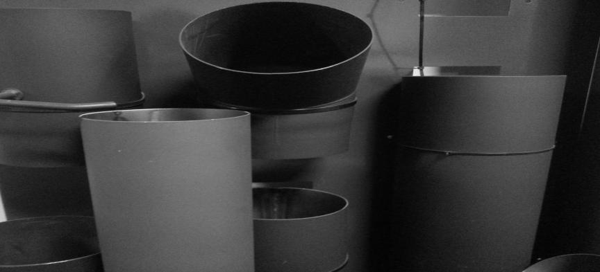 Výroba silnostěnných kouřovodů
