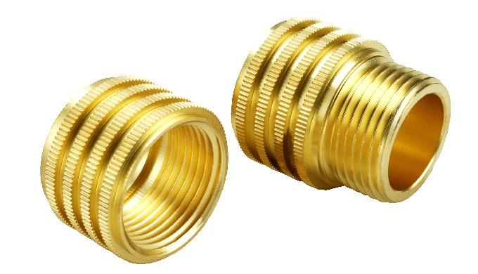 Male & Female PPR Brass Fittings