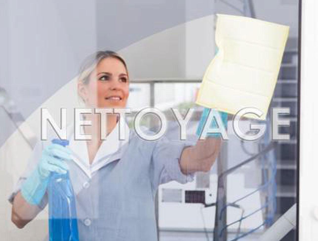 Produit et nettoyage professionnels