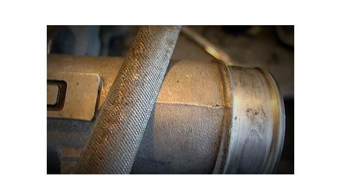 Apretace hliníkových odlitků Surový odlitek disponuje nálitky a vtoky, takový kus je téměř nepoužite...