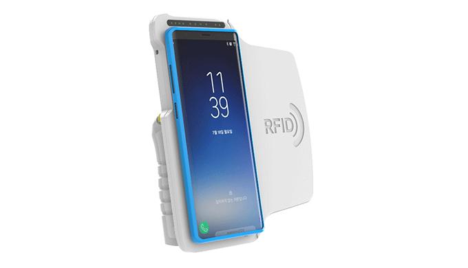 α711 RFID reader for your smartphone A711 is a High performance UHF RFID reader connecting to almost...