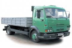 Грузовые автомобили средней грузоподъемности КАМАЗ-4308