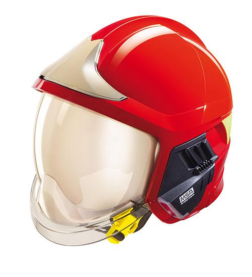 Développé en collaboration avec des pompiers du monde entier, le casuqe Gallet F1 XF définit les nou...