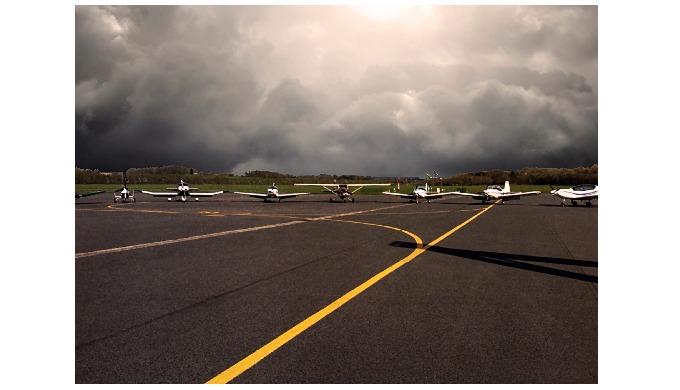 Etudes d'aérodromes