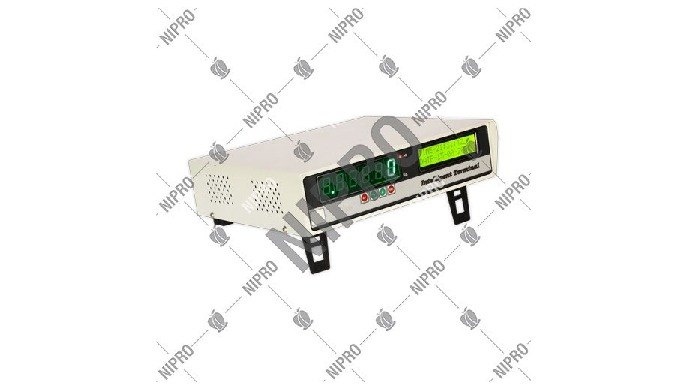 Brand: Nipro Input Voltage: AC 230V Material: Metal Casing Safe Overload: 150% of Full scale Divisio...