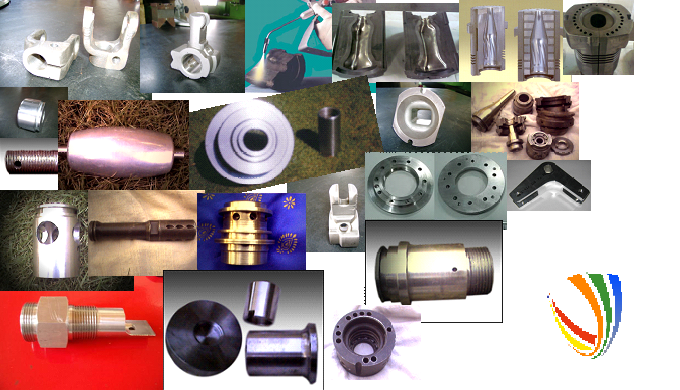 We are manufacturers of Precision Machined Metal and Nonmetal Components, assemblies and Glass Mould...