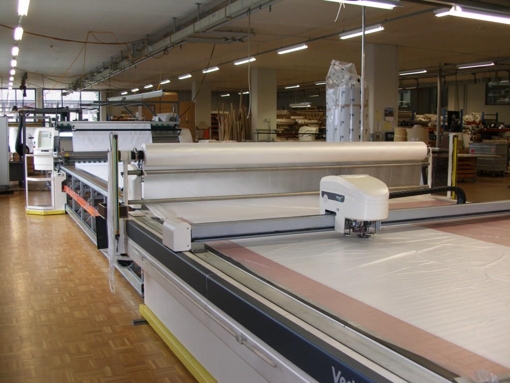 Nebst der Konfektion von technischen Textilien bieten wir unseren Kunden Dienstleistungen im Bereich...