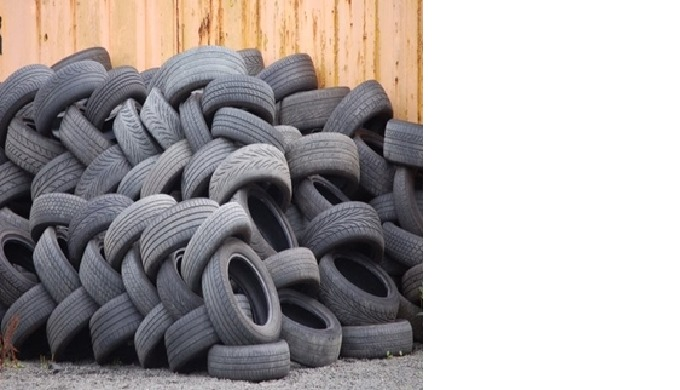 ♻️We are manufacturing so many products made from recycled tyres included recycled rubber crumbs/gra...