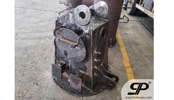 special weldment metal fabrication for shipbuilding steel plate: thickness is not limited -- no matt...