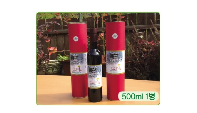 Omija Cheong (Korean traditional syrup)