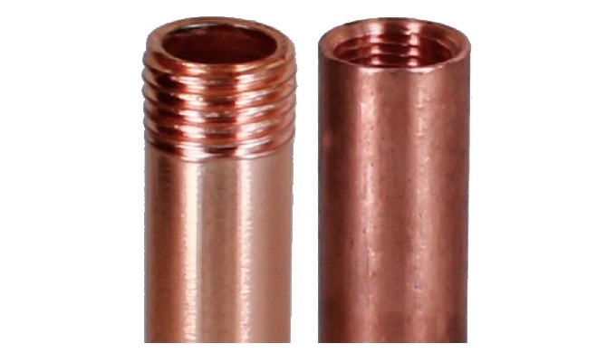 Copper Nipple