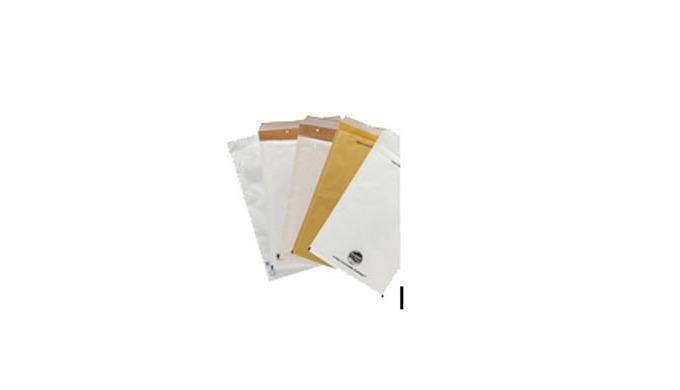 Bubble Lined Bags™ are Jiffy Bags style padded envelopes; manufactured to big brand standards with n...