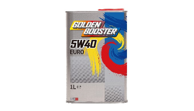 5W40 EURO PAO | synthetic motor oil