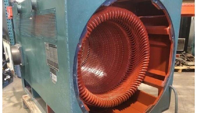 Motor & Alternator Repairing & Overhauling