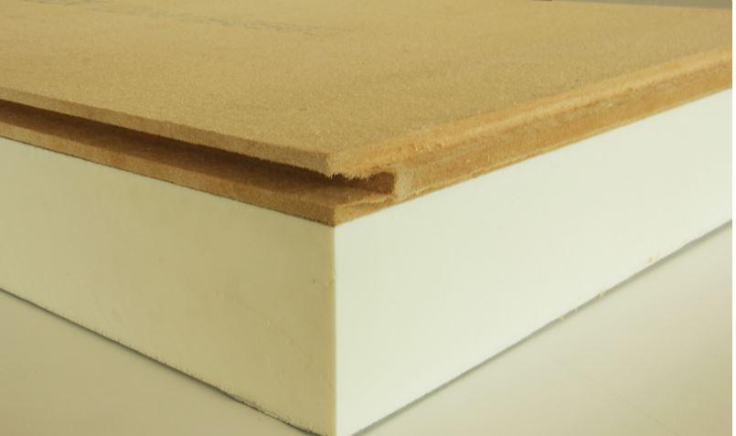 Choisissez un moyen moins coûteux et plus simple avec les plaques polyuréthanes et fibre de bois 611...
