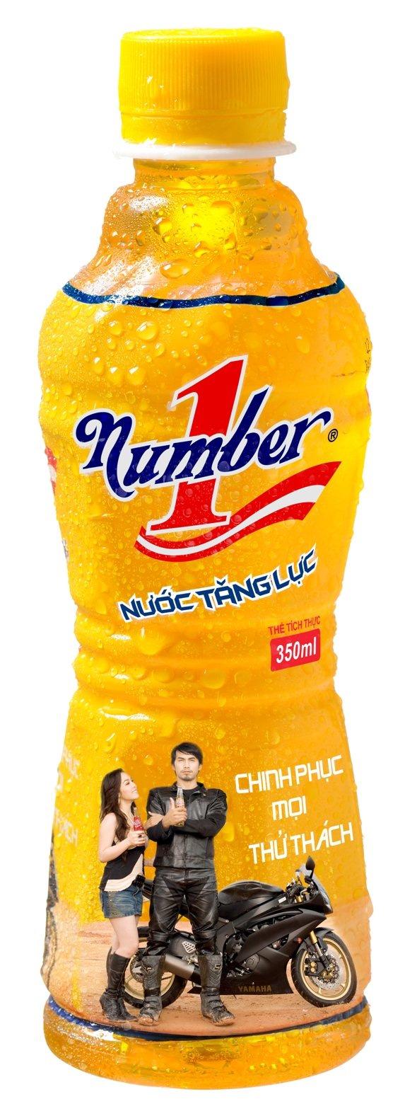 """Number 1 Energy Drink is one of the leading brands in Vietnam and has been voted by consumers for """"V..."""