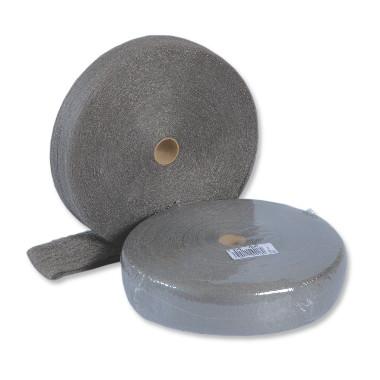 Laine d'acier et laine d'acier inoxydable de première qualité. Fabriquée au Luxembourg.
