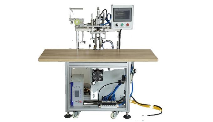 ultrasonic sewing machine for mask ear loop welding