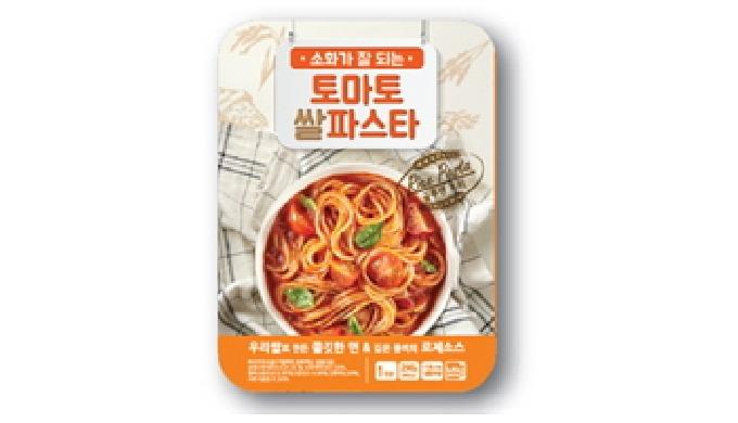 Tomato Rice Pasta