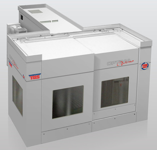 Horizontální obráběcí centra TOStec OPTIMA plně krytované obráběcí centrum s vodorovnou osou vřetena...
