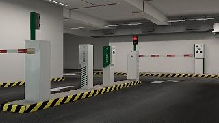 GPE4P – parkovací systém Economy