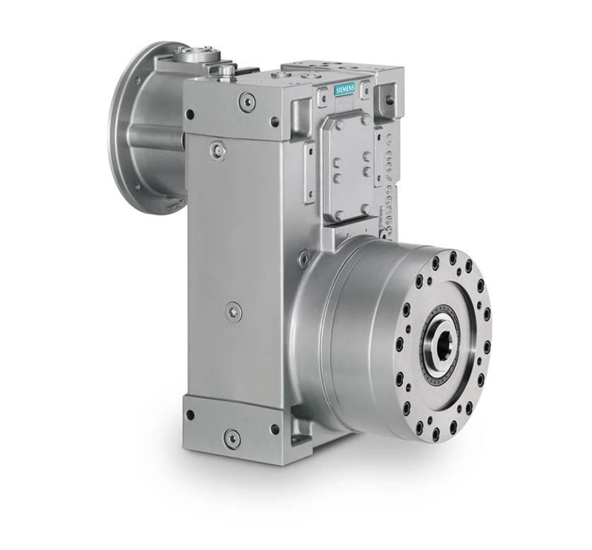 Getriebe mit Schneckengetriebe / schrägverzahnt / mit Parallelachse / Präzision