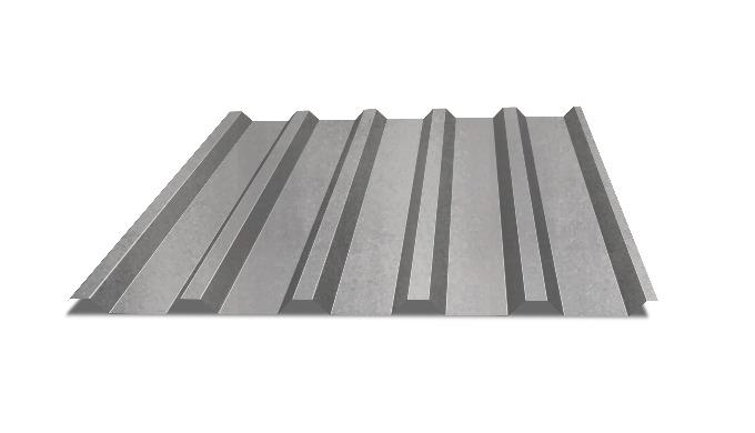 Blacha trapezowa - Hornval T35. Idealna do krycia dachów małej architektury, obiektów przemysłowych,...