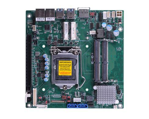 SD106-Q170 | 6th Gen Intel Core | Mini-ITX | DFI