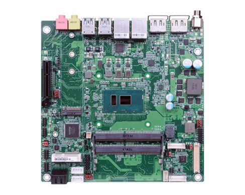KU171/KU173 | 7th Gen Intel Core | Mini-ITX | DFI