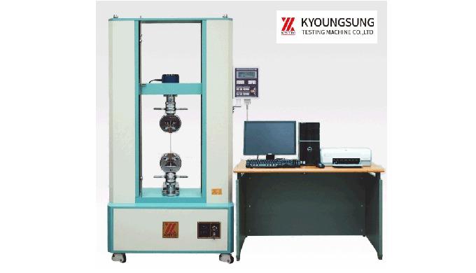 KyungSung Testing Machine Co., Ltd. | Hydraulic Servo Type Universal Testing Machine