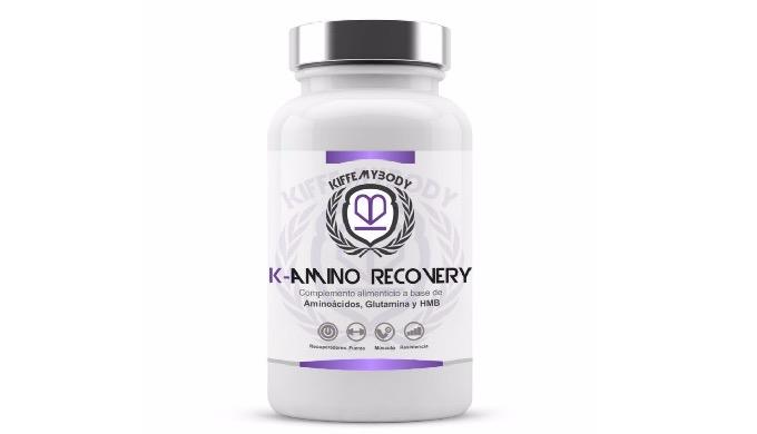 Recupera mejor, evita el catabolismo muscular y potencia el desarrollo muscular con K-Amino Recovery...