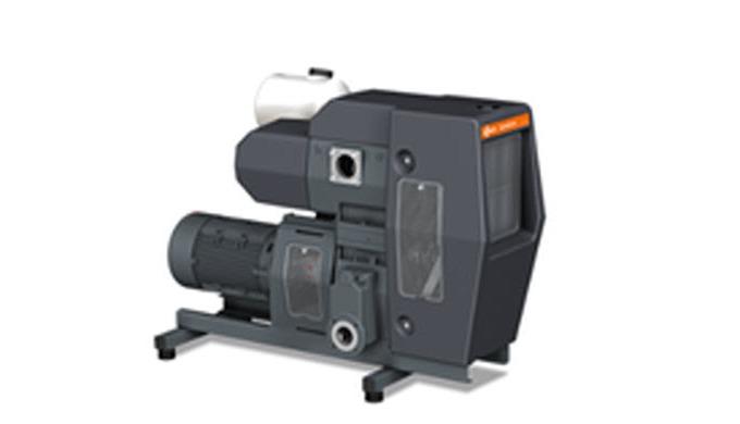 Vacuum Pumps – Rotary Vane