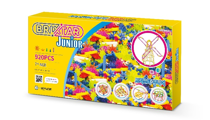 Brixtar Junior | kids building games