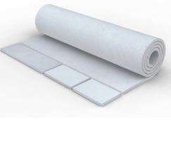 Filtrační rouna pro lakovny, pece Filtrační rouna pro předfiltraci horkého vzduchu například ve vypa...