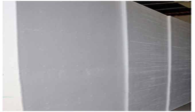 Poliestireno expandido , porexpan , presente en el sector por sus propiedades de aislamiento térmico...