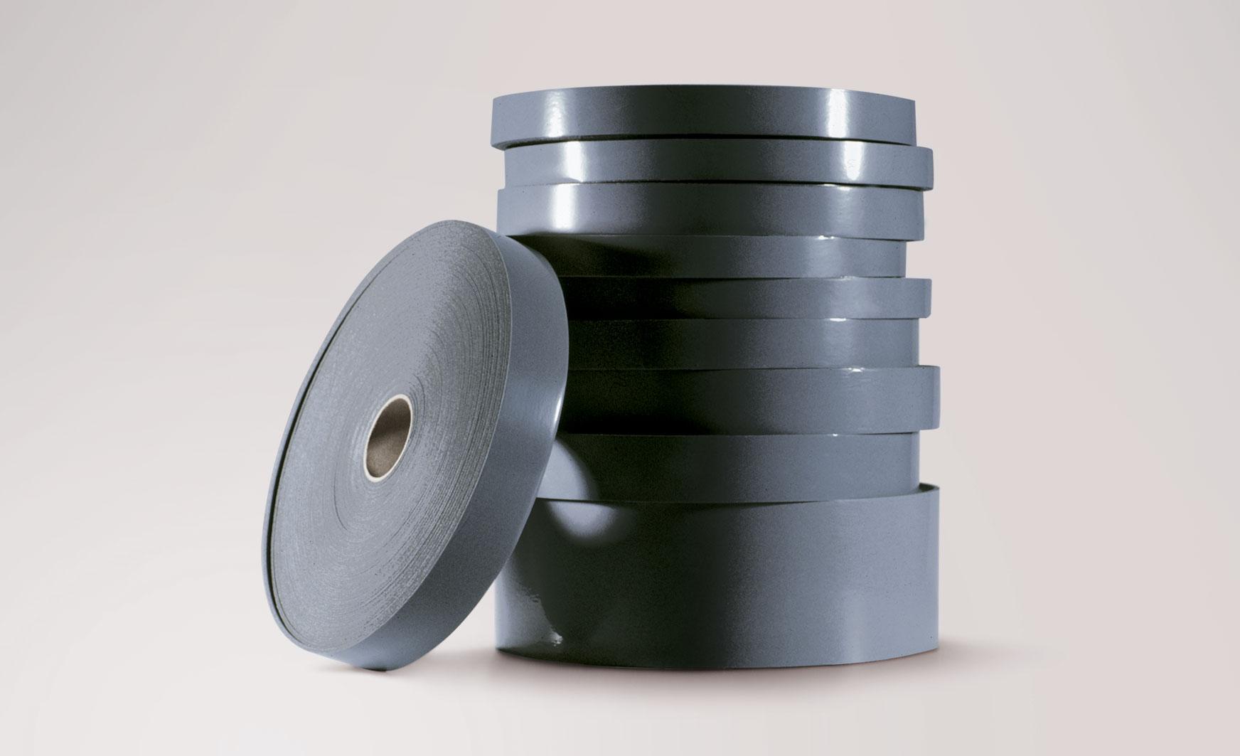 Entkopplungs- und Vorlegebänder