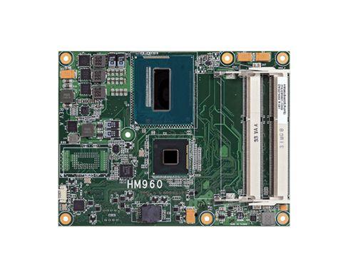 HM960-QM87 | 4th Gen Intel Core | COM Express Basic | DFI