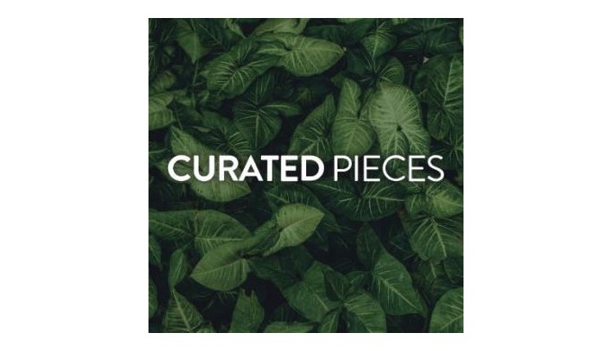 Curatedpieces.com is an ethically-minded, boutique home decor and lifestyle brand founded by two sis...