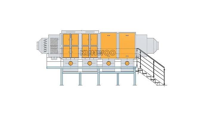 2_Tubular Electrostatic Precipitator | Dust Collector