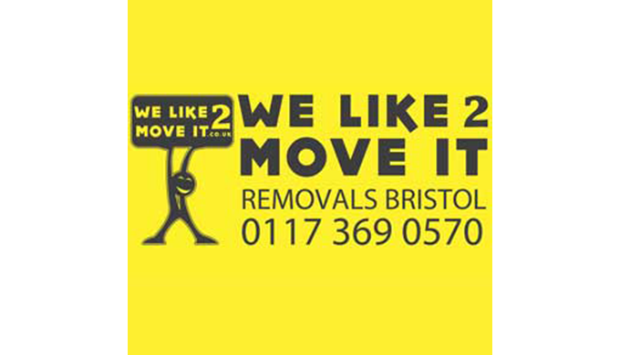 We Like 2 Move It proudly presents comprehensive and affordable removals Bristol based services. We ...