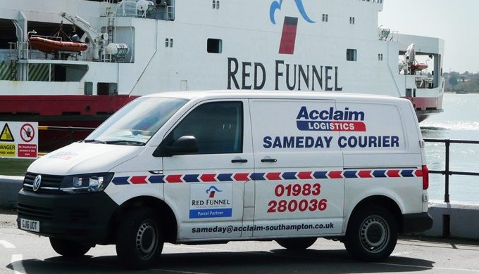 Do you require a same day courier service between the Isle of Wight and mainland? We are uniquely pl...