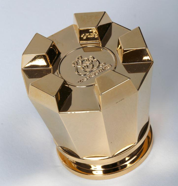 Conception de pièces en plastique dans le secteur luxe et design