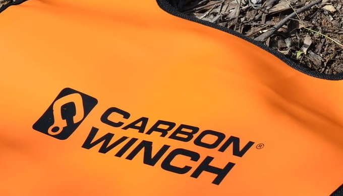 Winch Damper Blanket Must be used with wire cable winches and is advisable to use on the hook and/or...