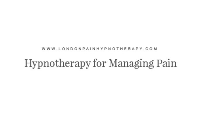 Hypnotherapy for Pain Management, Pain Management, Hypnosis for Pain Management