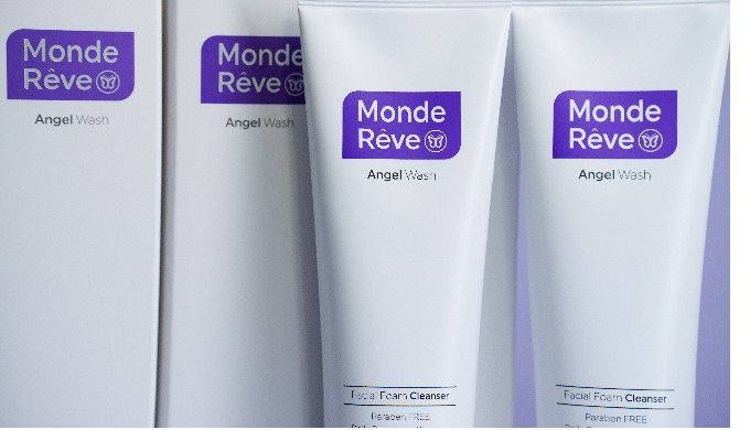 Monde Reve Angel Wash Korean Fermented Skin Care