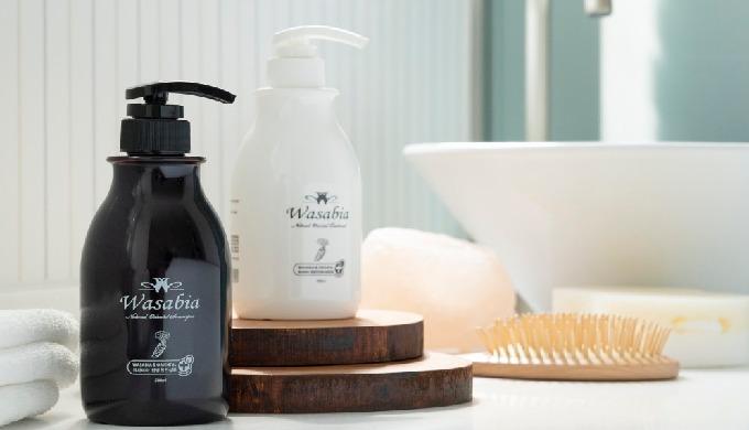Wasabia Natuurlijke Oosterse Shampoo | Wasabia Medicijn Shampoo